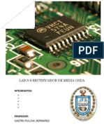 Lab n 8 Rectificador de Media Onda