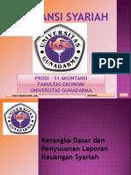 Bab 5 Kerangka Dasar Dan Penyusunan Laporan Keuangan Syariah