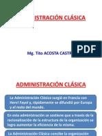ADMINISTRACION CLASICA