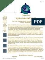 HydroSafe vg32