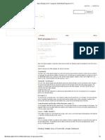 Basic Structure of C++ program _ Hello World Program in C++