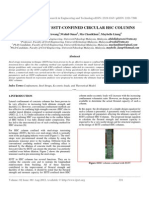 Design of Short Sstt-confined Circular Hsc Columns