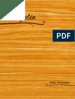 Amy Norman Portfolio