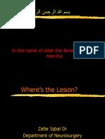 lesion localization_zafariqbaldr