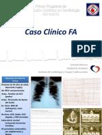 Arritmias I Caso Clinico FA