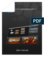 Panotour Pro 1.5 User Manual