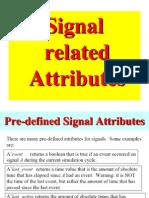 Signal Attributes 20-02-2014