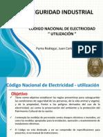 Código Nacional de Electricidad - Utilización