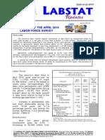 April 2014 LFS Highlights