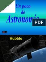 Un Poco de Astronomia...