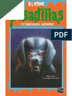 Escalofríos- El Fantasma Aullador (1)