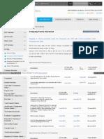 Www Mca Gov in MinistryV2 Download EForm Choose HTML