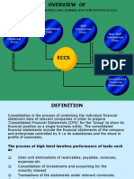 Overview of Eccs