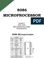 8086 CPU Complete Suresh