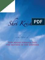 Shri Krishna Puja Booklet 2009
