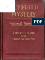 1917 the Finished Mystery
