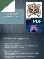 Exposicion Fisiologia Respiratoria 2014