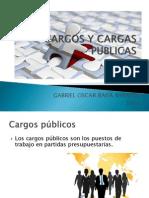 Cargos y Cargas Publicas