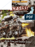 Disposable Heroes Angriff (German Army)