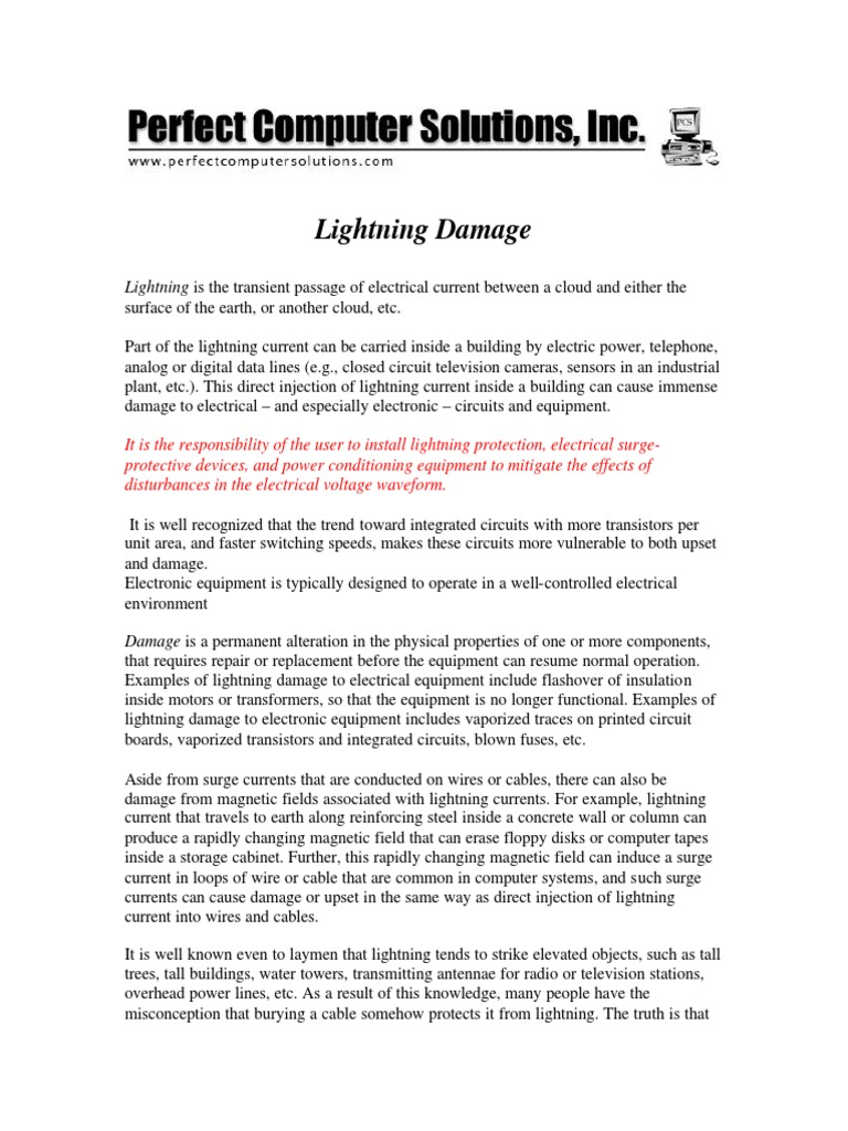 Lightning Damage Electronic Circuits Electric Current Detail Of An Printed Circuit Board With Many Electrical