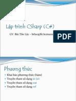 CSharp Week 1B Definitions