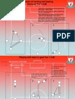 Liverpool Training Drills
