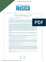 Funções Harmônicas _ Parte 2 _ Descomplicando a Música