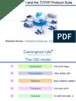 OSI and TCP-IP