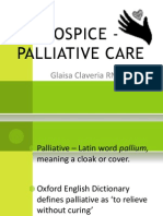 Introduction to Palliative Care 1
