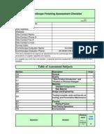 Technical Assessment Plating