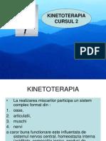 Curs 2 Kinetoterapie