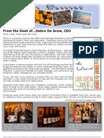 Chamber Newsletter December 2009