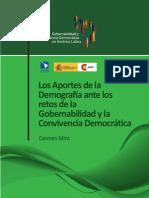 CMiro Aportes de La Demografía
