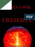 1.Robin Cook Creierul