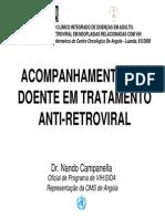 9-Acompanhamento Doente TARV