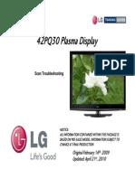 Lg 42pq30 Training Manual