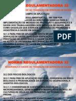 Apresentação NR 32