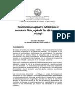 Programa Neurociencias y Psicolog-A