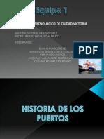 Historia de Los Puertos