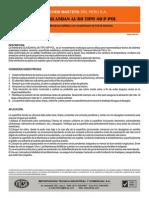 MEMBRANA GLASDAN AL 80 T 40P POL CHEMA mod.pdf