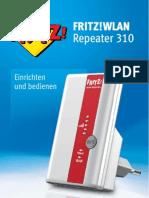 Handbuch FRITZ WLAN Repeater 310