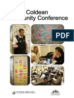 Coldean Conference Report 2009
