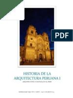Arquitectura Colonial en El Perú
