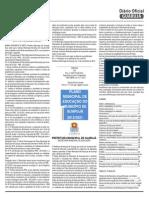 Lei Plano Municipal de Educação de Guarujá