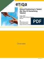 Etiqa Humanizing Takaful
