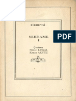 Firdevsi - Şehnâme 1