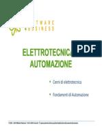 Cenni Elettrotecnica Automazione