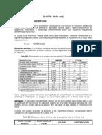 Especificaciones T+®cnicas Slurry Seal