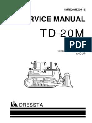 Dresta TD-20M | Screw | Transmission (Mechanics)