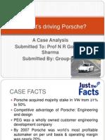 Porsche Case